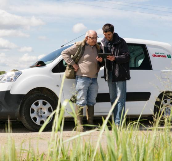 Agricentre Dumas met en oeuvre les bonnes pratiques de stockage et de conservation des grains pour la qualité et la sécurité sanitaire de tous.